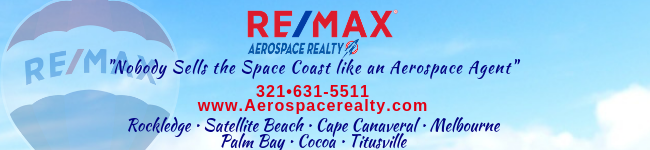 Rick Houston with RE/MAX Aerospace Realty